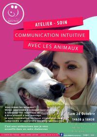 ATELIER - SOIN : communication intuitive avec les animaux